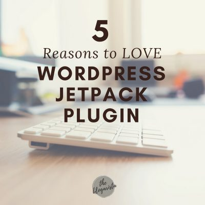 5 reasons to love the WordPress Jetpack plugin.